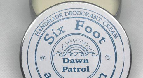 Dawn Patrol Natural Deodorant Cream