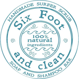 Six foot and clean logo