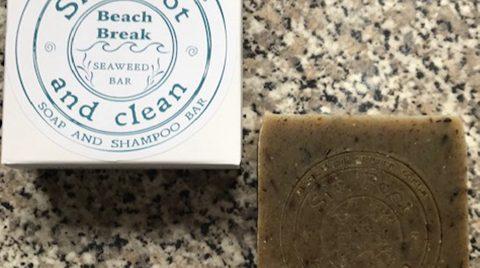 Beach Break Soap Bar