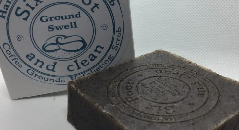 Ground Swell Soap Bar